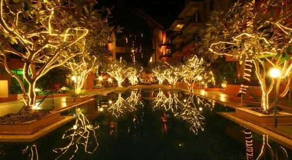Holidays at Neelam The Grand Hotel in Calangute, India
