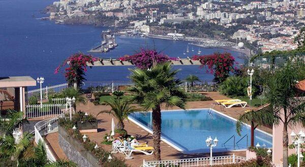 Holidays at Ocean Gardens Hotel in Funchal, Madeira