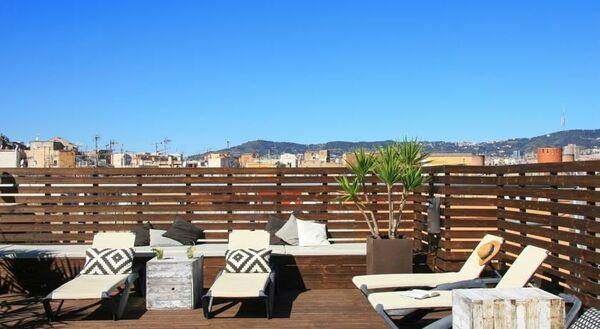 Holidays at Acta Mimic Hotel in Parallel, Barcelona