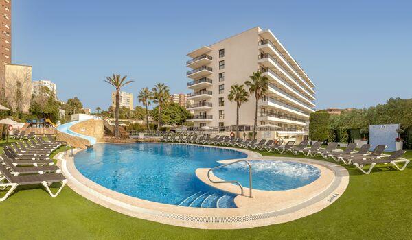 Holidays at RH Corona Del Mar Hotel in Benidorm, Costa Blanca