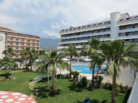 Holidays at Drita Hotel in Kargicak, Alanya