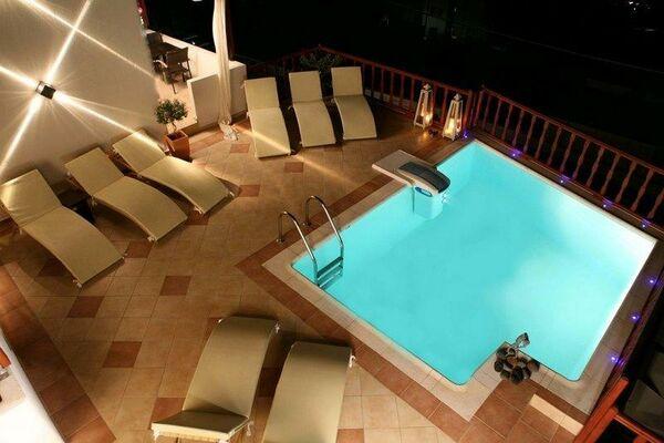 Holidays at Amerisa Suites Hotel in Fira, Santorini