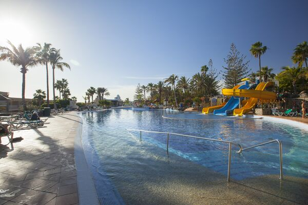 Holidays at Abora Interclub Atlantic by Lopesan Hotels (ex Ifa Interclub Atlantic) in San Agustin, Gran Canaria