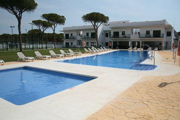 Holidays at Al Sur Apartments in Novo Sancti Petri, Costa de la Luz
