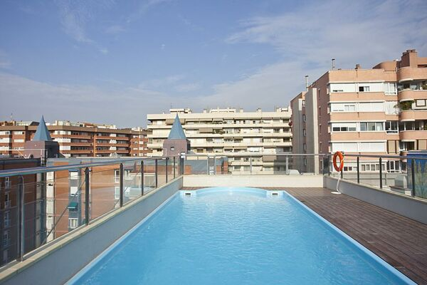 Holidays at Senator Barcelona Spa Hotel in Greater Barcelona, Barcelona