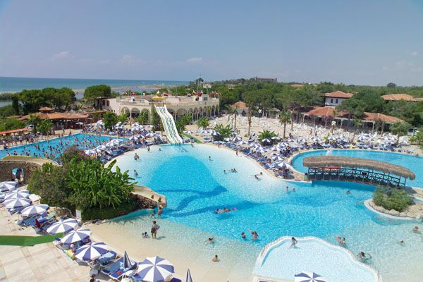 Holidays at Adora Resort Hotel in Belek, Antalya Region