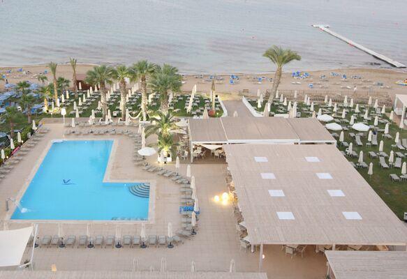 Holidays at Vrissiana Beach Hotel in Protaras, Cyprus