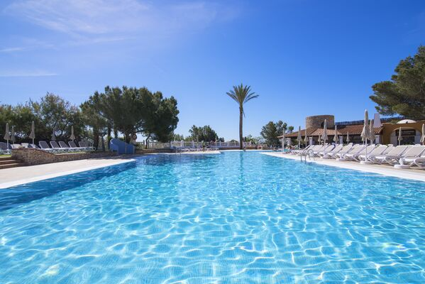 Holidays at Azuline Club Cala Martina Ibiza in Es Cana, Ibiza