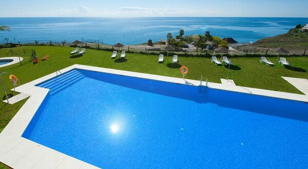 Holidays at Fuerte Calaceite Apartments in Torrox, Costa del Sol