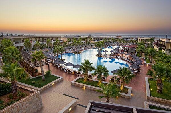 Holidays at Stella Palace Hotel in Analipsi Hersonissos, Hersonissos