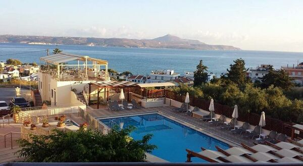 Holidays at Sunrise Suites Kalyves in Kalyves, Crete
