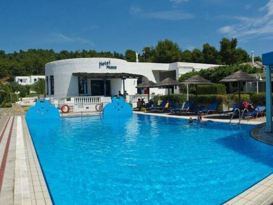 Holidays at Muses Hotel in Koukounaries, Skiathos