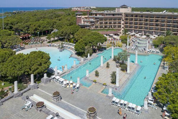 Holidays at Xanadu Resort Hotel in Belek, Antalya Region