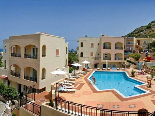 Holidays at Rainbow Apartments in Stalis, Crete