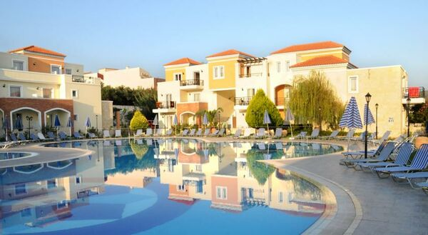 Holidays at Chrispy World Hotel in Rapaniana, Kolymbari