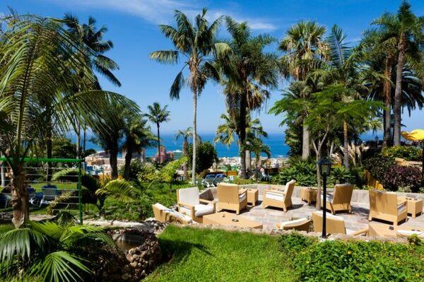 Holidays at Tigaiga Hotel in Puerto de la Cruz, Tenerife