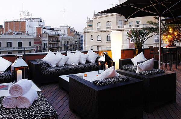 Holidays at Villa Emilia Hotel in Eixample, Barcelona