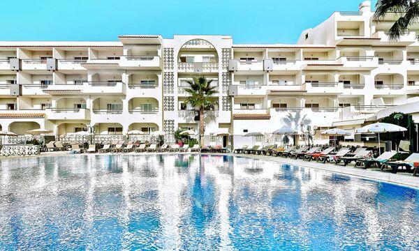 Holidays at Luna Miramar Aparthotel in Albufeira, Algarve