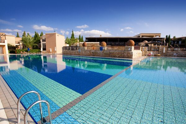 Holidays at Akteon Tourist Village Aparthotel in Chloraka, Cyprus