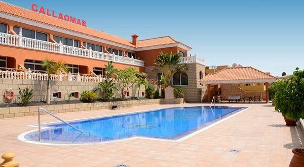 Holidays at Callao Mar Apartments in Callao Salvaje, Tenerife