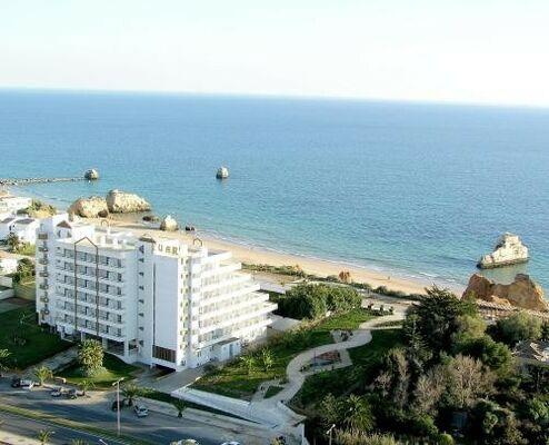 Holidays at Luar Hotel in Praia da Rocha, Algarve