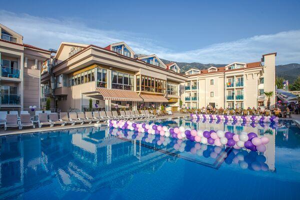 Holidays at Aes Club Hotel in Ovacik, Dalaman Region