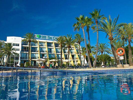 Holidays at Protur Sa Coma Playa Hotel in Sa Coma, Majorca