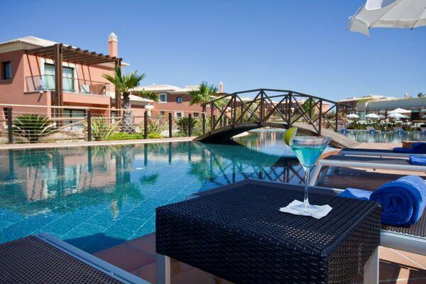 Holidays at Monte Santo Resort Hotel in Carvoeiro, Algarve