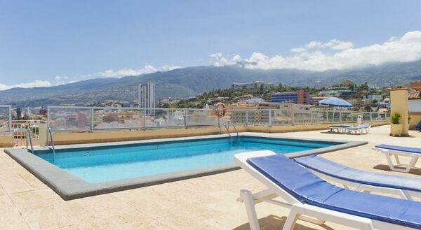 Holidays at Trovador Hotel in Puerto de la Cruz, Tenerife