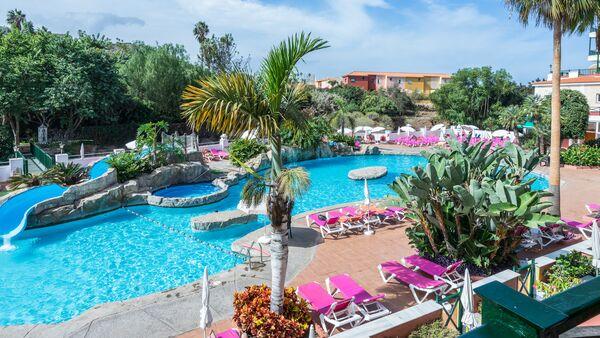 Holidays at Blue Sea Costa Jardin & Spa (ex Diverhotel Tenerife Spa & Garden) in Puerto de la Cruz, Tenerife