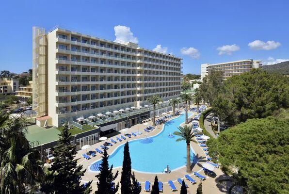 Holidays at Sol Palmanova Hotel in Palma Nova, Majorca