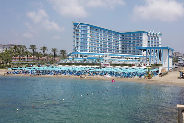 Holidays at Granada Luxury Beach in Antalya, Antalya Region