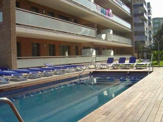 Holidays at Salou Center Apartments in Salou, Costa Dorada