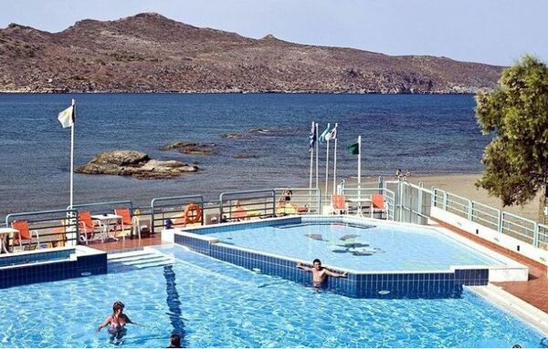 Holidays at Ilianthos Village Hotel in Agia Marina, Crete