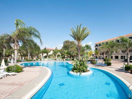 Holidays at Anmaria Beach Hotel in Ayia Napa, Cyprus