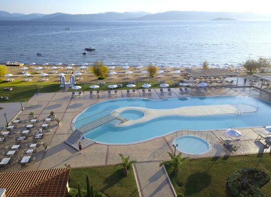 Holidays at Mayor Capo Di Corfu Hotel in Kavos, Corfu