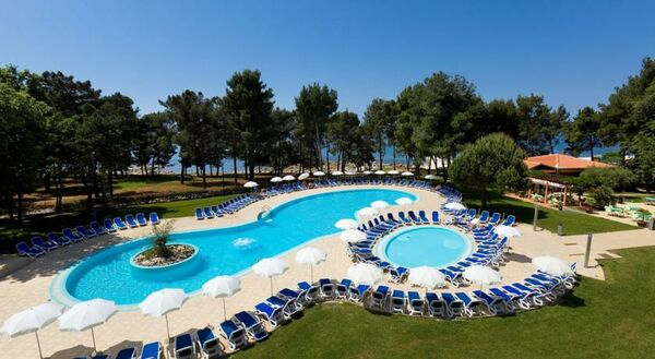 Holidays at Sol Aurora Hotel in Umag, Croatia