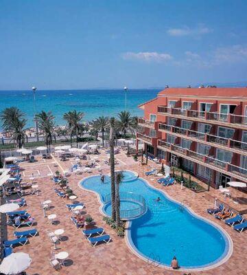 Holidays at Neptuno Hotel in Playa de Palma, Majorca