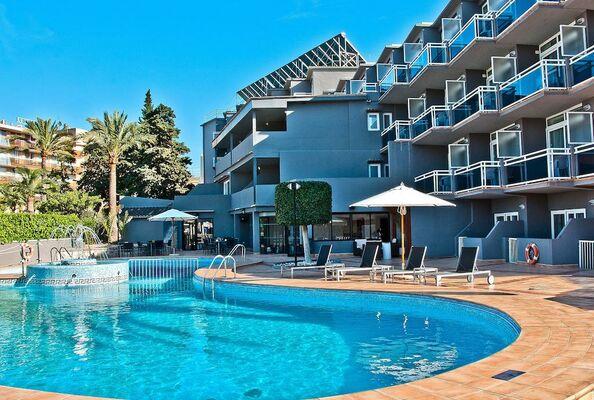 Holidays at BQ Augusta Hotel in Palma de Majorca, Majorca