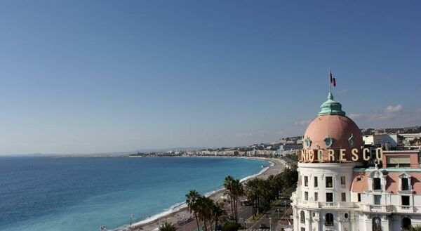 Holidays at Negresco Hotel in Nice, France
