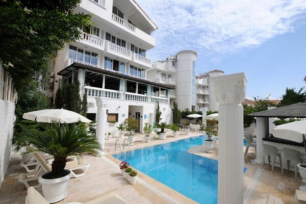 Holidays at Connys Boutique Hotel in Side, Antalya Region