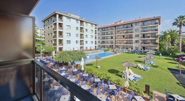 Holidays at Olimar II Aparthotel in Cambrils, Costa Dorada