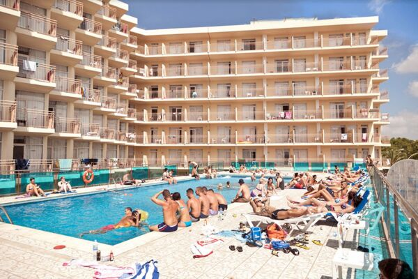 Holidays at Piscis Park hotel to Hotel Piscis - Adults only in San Antonio, Ibiza