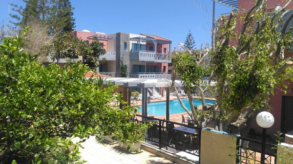 Holidays at Marilisa Hotel in Kokini Hani, Crete