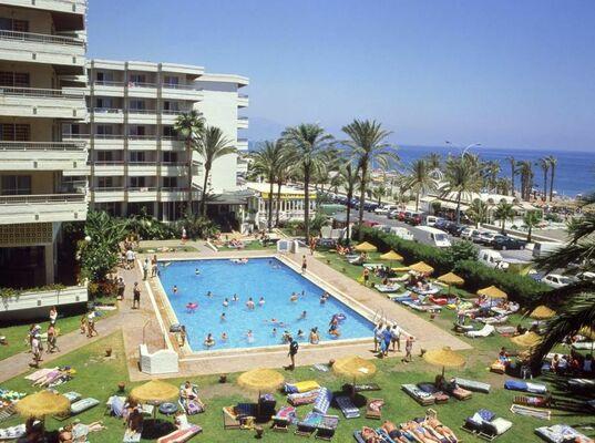 Holidays at Hotel Apartments Bajondillo in Torremolinos, Costa del Sol