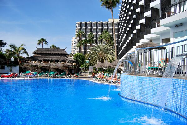 Holidays at Beverly Park Hotel in Playa del Ingles, Gran Canaria