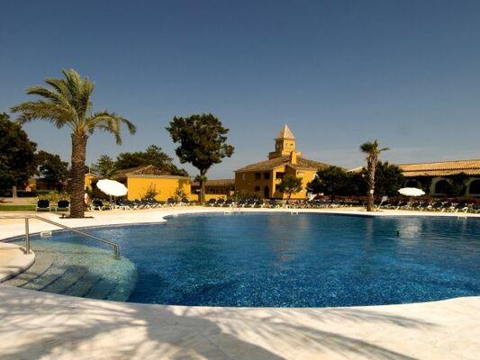 Holidays at Vila Gale Albacora Hotel in Tavira, Algarve