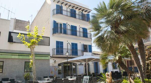 Holidays at Louty Golea Hotel in Cala Ratjada, Majorca