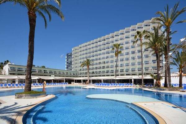 Holidays at Samos Hotel - Adults Recommended (13+) in Magaluf, Majorca