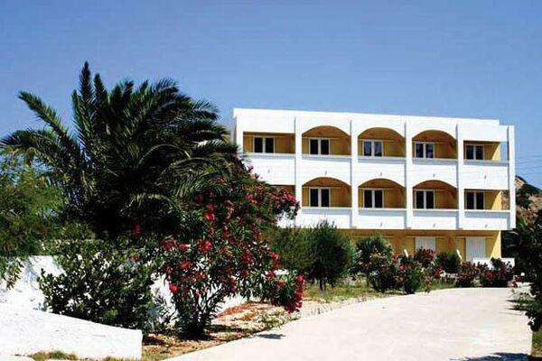 Holidays at Anthoula Hotel in Kefalos, Kos